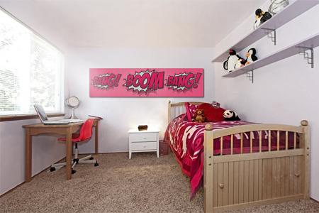 wandbilder xxl - bilder für jugendzimmer