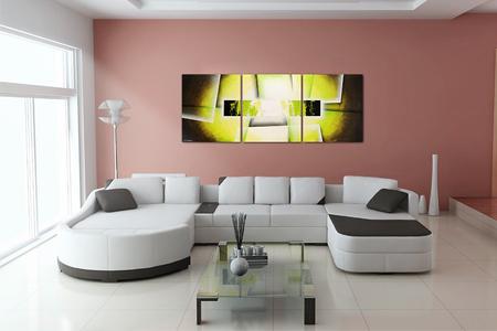 Wandbilder Grün ~ Raum und Möbeldesign Inspiration
