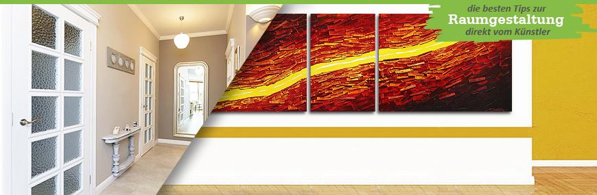 wandbilder f r den flur tolle auswahl blitzversand. Black Bedroom Furniture Sets. Home Design Ideas