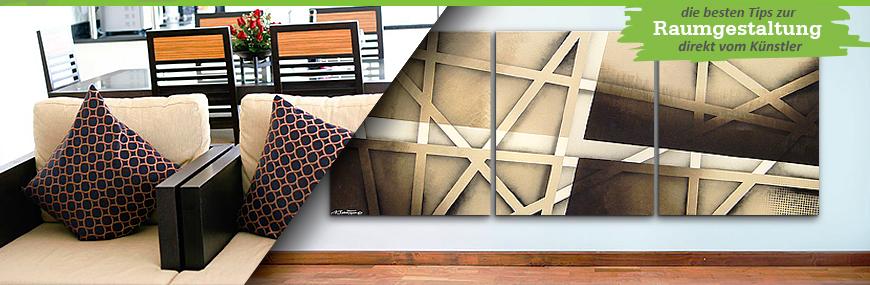 wandbilder handgemalt direkt aus dem atelier nur hier. Black Bedroom Furniture Sets. Home Design Ideas