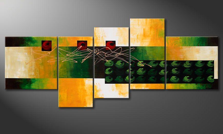 Das gro e wandbild quiet love 240x100cm wandbilder xxl - Glasbilder xxl wohnzimmer ...