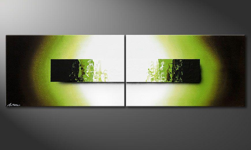Das keilrahmenbild jungle fever 200x60cm wandbilder xxl - Wandbilder keilrahmenbilder ...