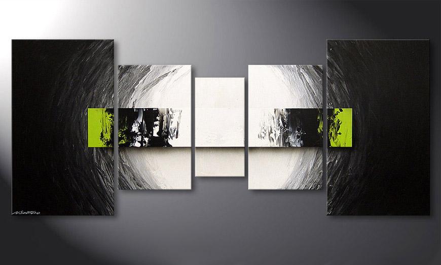Das Wandbild Eternal Hope in 160x70x2cm