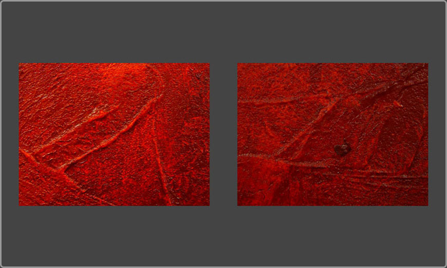 das wandbild red 100x60cm wandbilder xxl. Black Bedroom Furniture Sets. Home Design Ideas