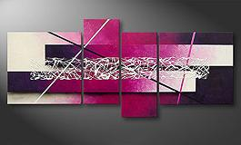 Das Leinwandbild 'Connection' 180x80cm