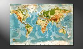 Unsere Weltkarte U0027Used Worldmapu0027
