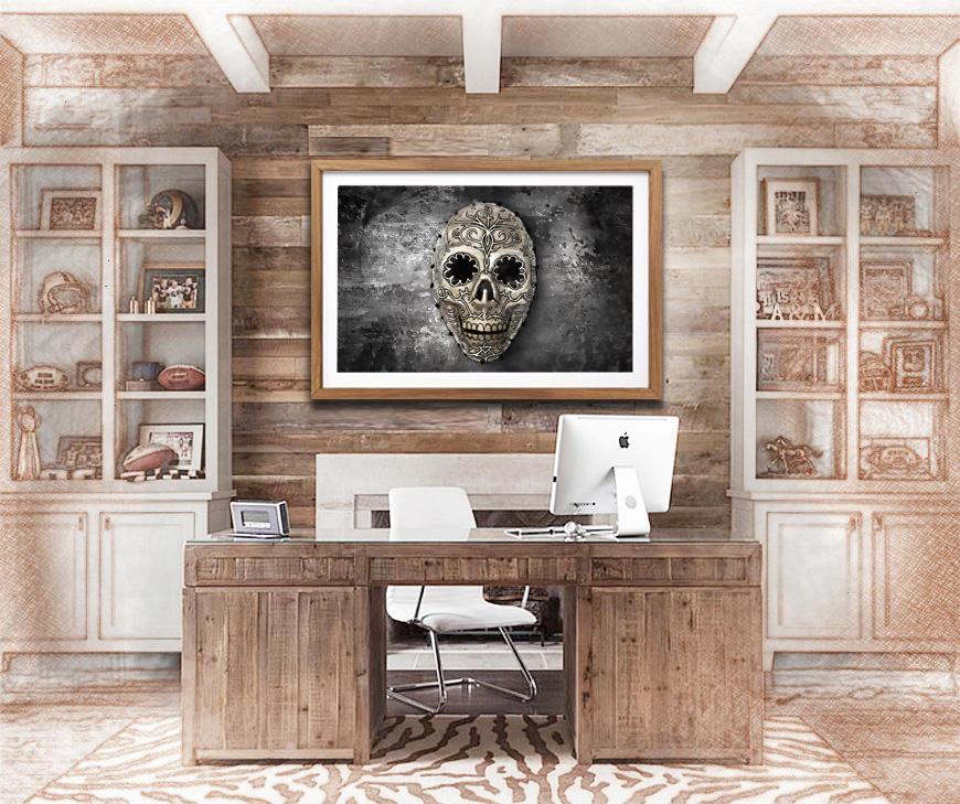 Arbeitszimmerbilder von WandbilderXXL   Sofortversand   Hier