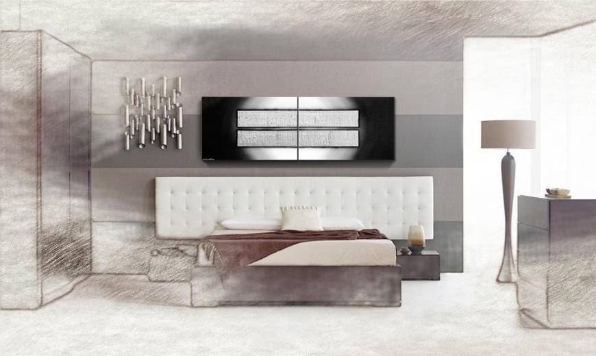 Schlafzimmerbilder beim Profi bestellen | Schnellversand | Hier