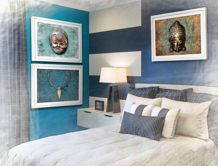 Schlafzimmerbilder beim Profi bestellen   Schnellversand   Hier