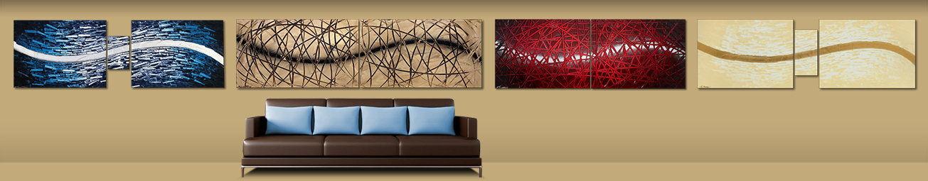 Wandbilder XXL - Leinwandbilder und moderne Bilder kaufen