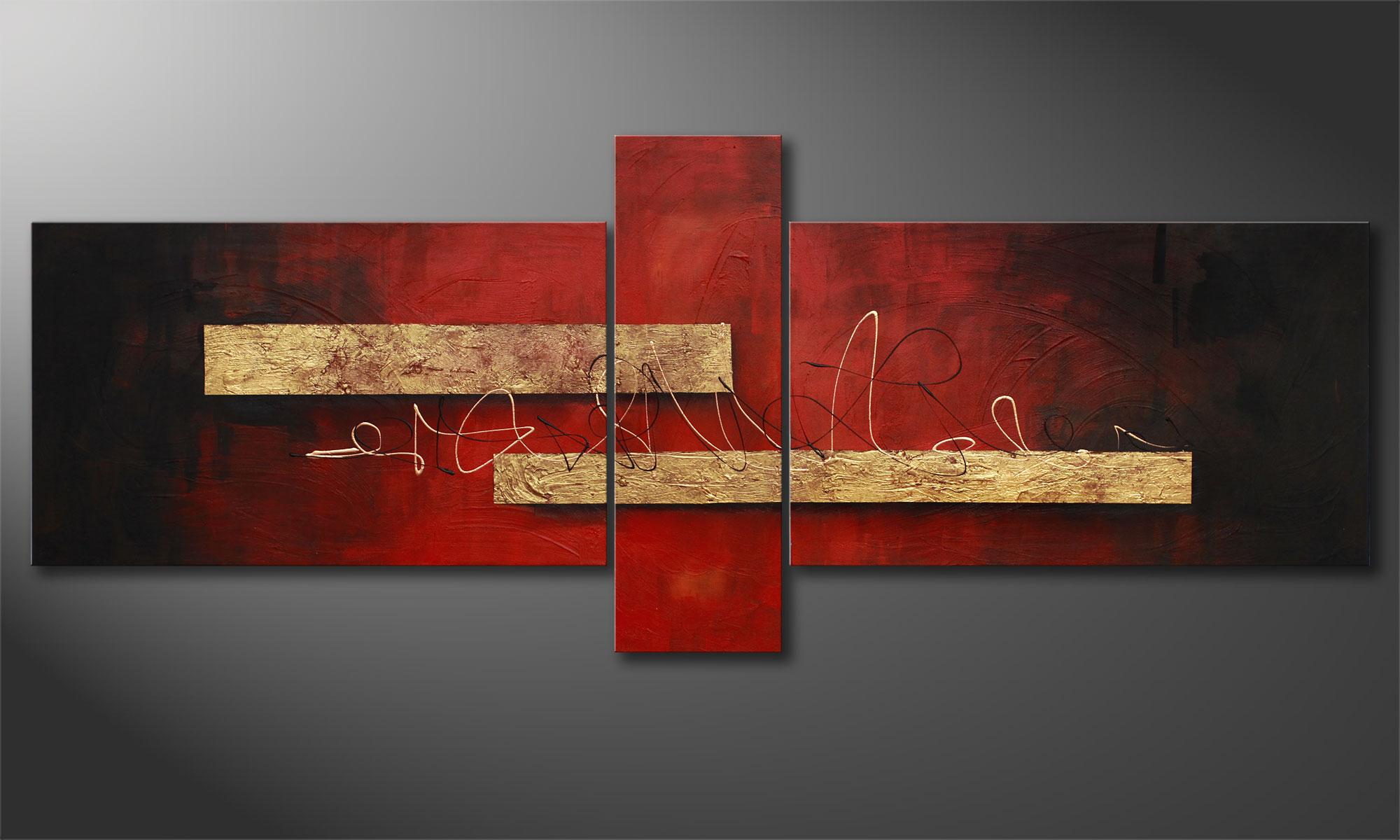 Das wandbild sense of delight 230x90cm wandbilder xxl for Bilder wandbilder
