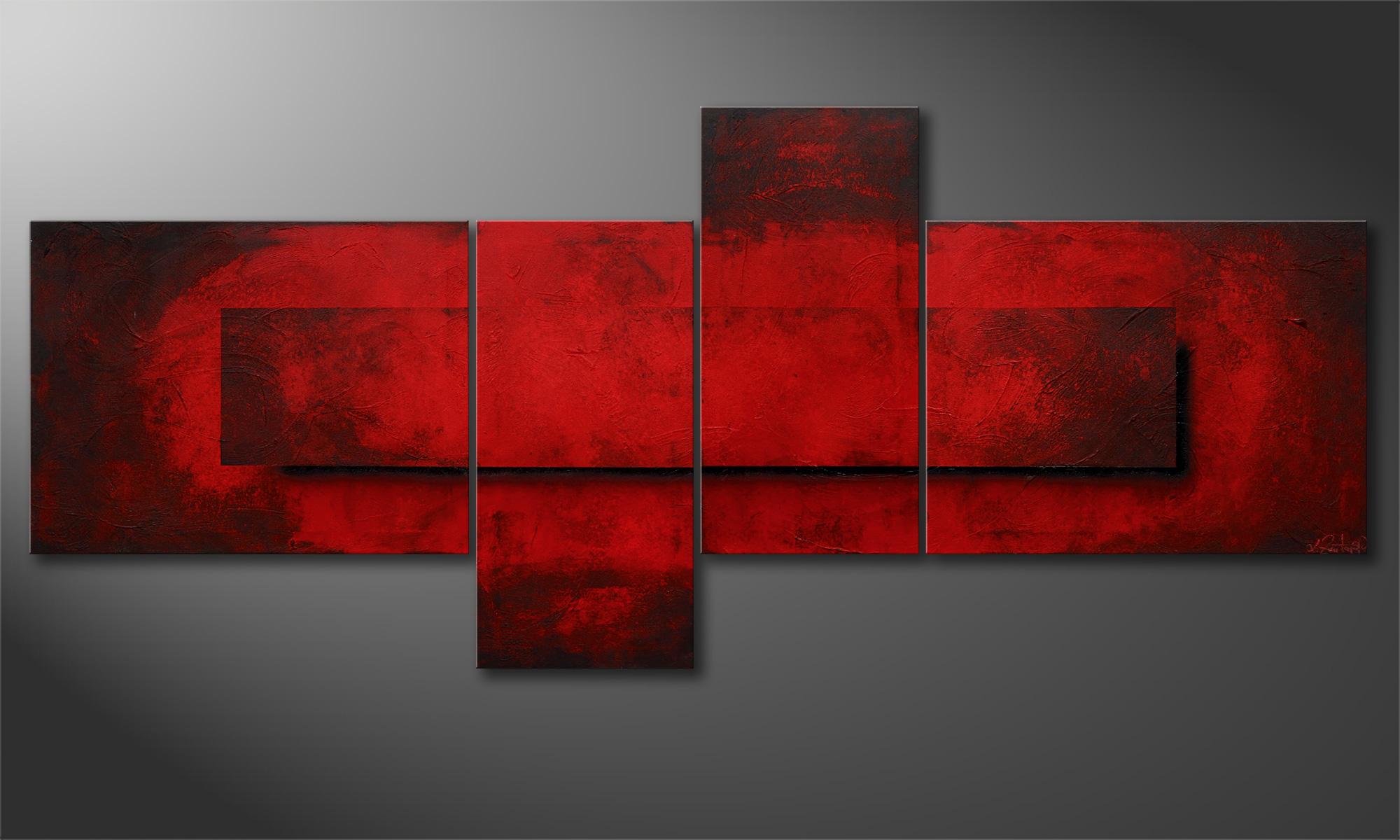 moderne malerei xxl leinwandbilder auf keilrahmen mit blumenmotiven xxl leinwandbilder mehrteilig. Black Bedroom Furniture Sets. Home Design Ideas
