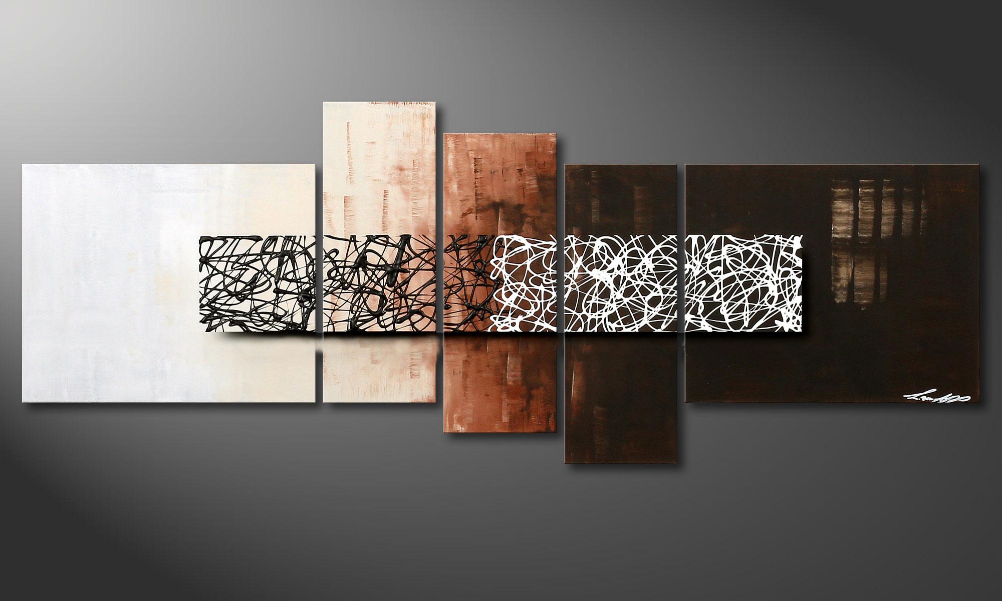 Das Ausgefallene Bild Day At Night 160x60cm Wandbilder Xxl