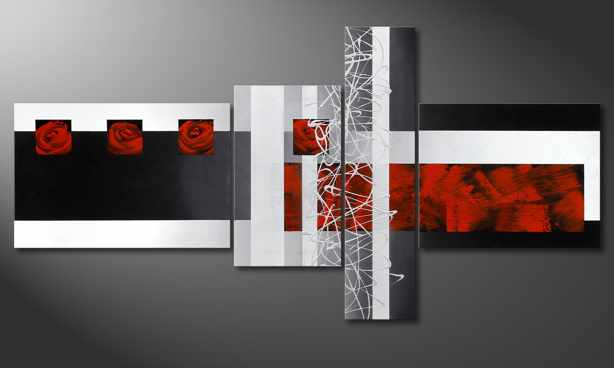 Fameless emotions 160x80cm wandbild wandbilder xxl - Tableaux decoratifs muraux ...