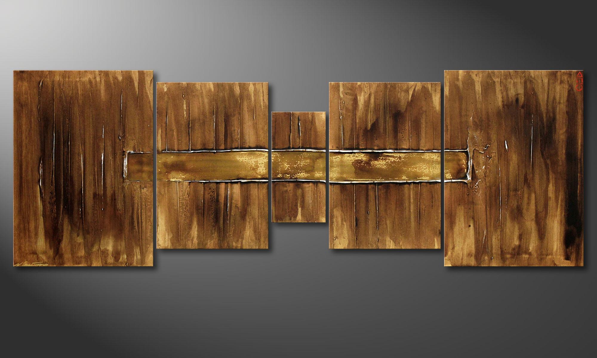 Das Wandbild Infinity In 200x70cm Wandbilder Xxl