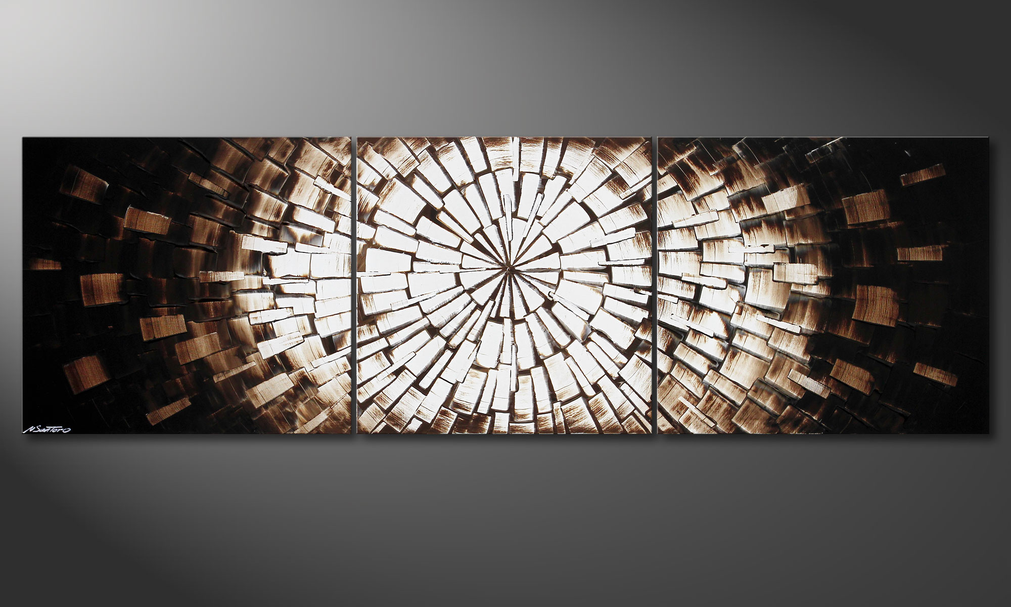 das xxl bild center of babylon 260x80cm wandbilder xxl. Black Bedroom Furniture Sets. Home Design Ideas