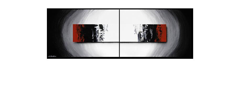 das gro e bild deep space 240x80cm wandbilder xxl. Black Bedroom Furniture Sets. Home Design Ideas