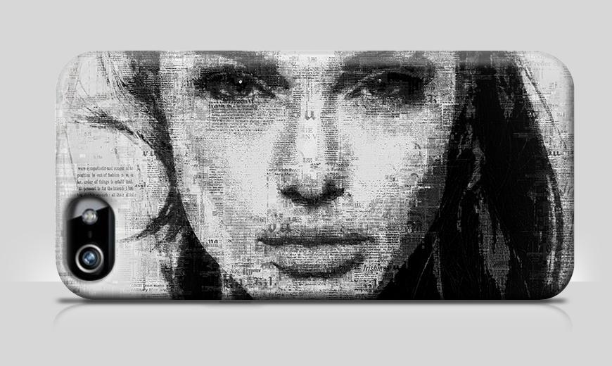 Die Handyhülle Angelina