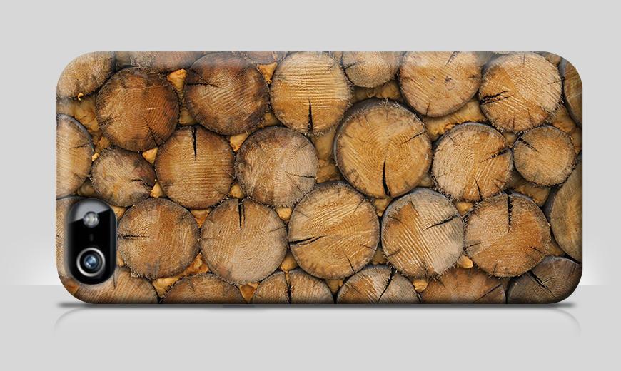 Ihr neues Phonecase: Wood Wall