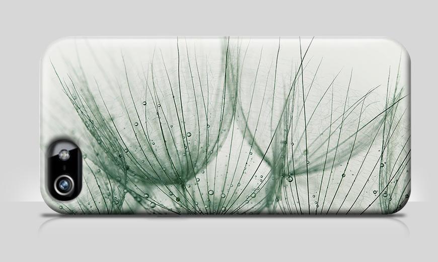 Ihre neue Handyhülle Dandelion Detail