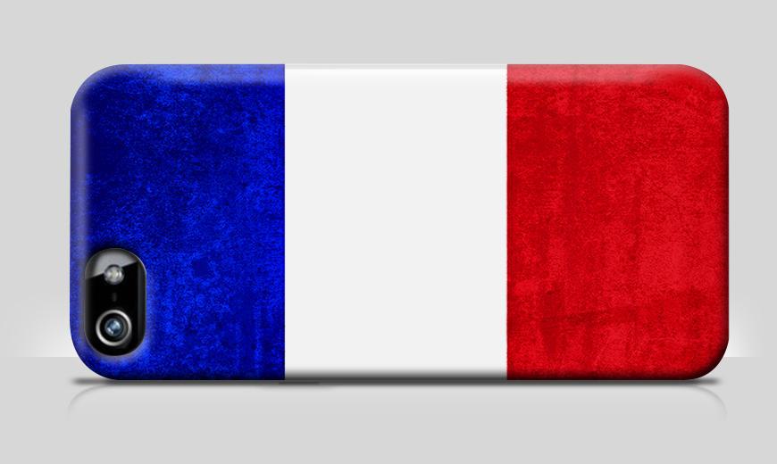 Ihre neue Handyhülle Frankreich