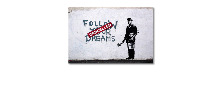 Das-Leinwandbild-Follow-Dreams