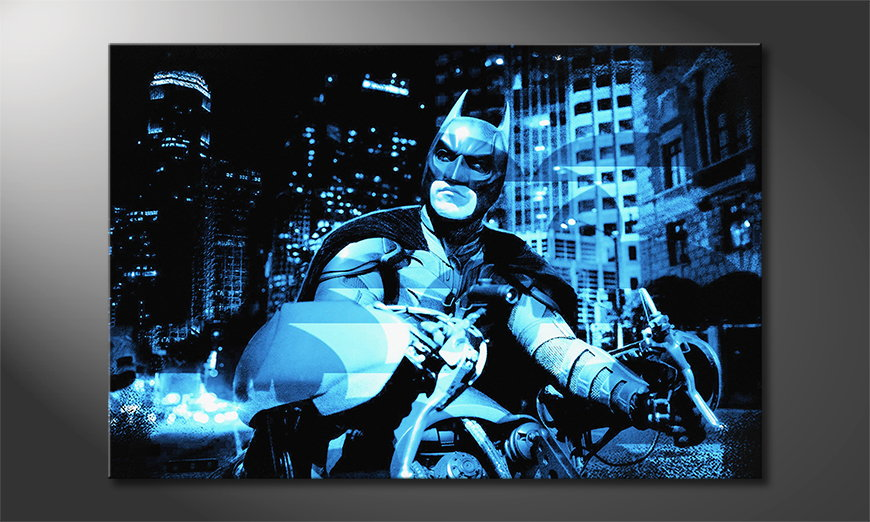 Das-Wandbild-Batman-The-Dark-Knight