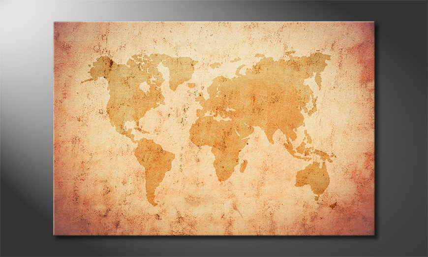 Das-Wandbild-Old-Worldmap
