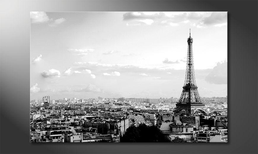 Das Wandbild Paris 2