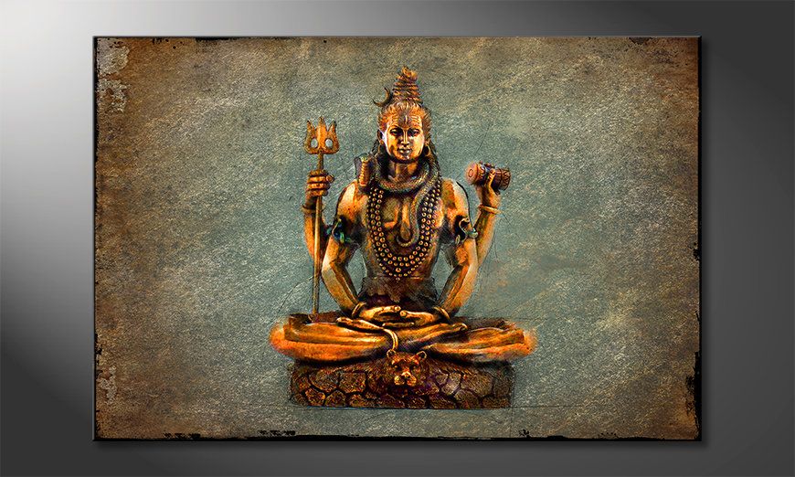 Das exklusive Bild Lord Shiva