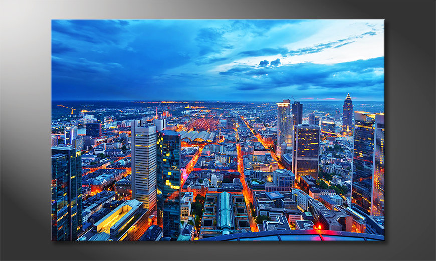 Das gedruckte Bild Frankfurt