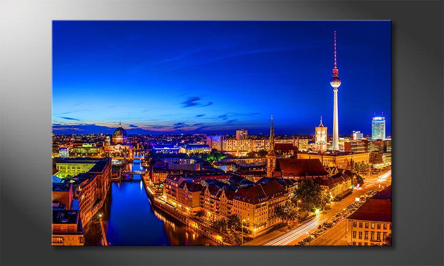 Das moderne Bild Berlin City