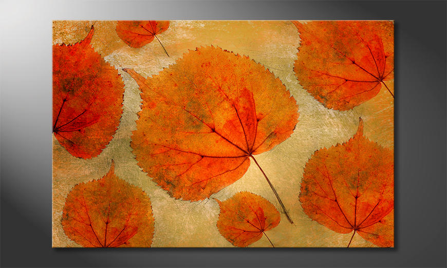 Das-moderne-Wandbild-Colorful-Fall