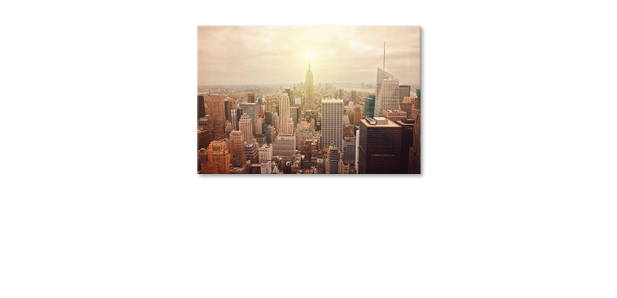Das-moderne-Wandbild-New-York-Retro