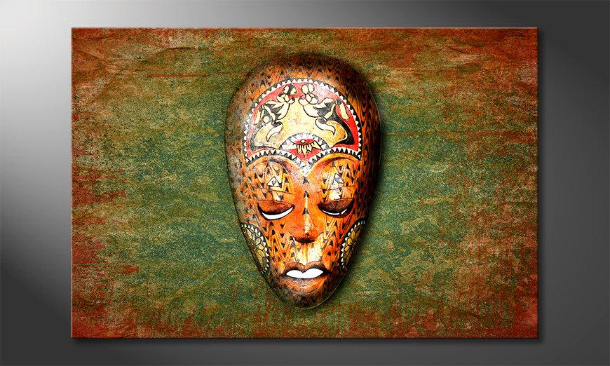 Das schöne Bild Afro Dream