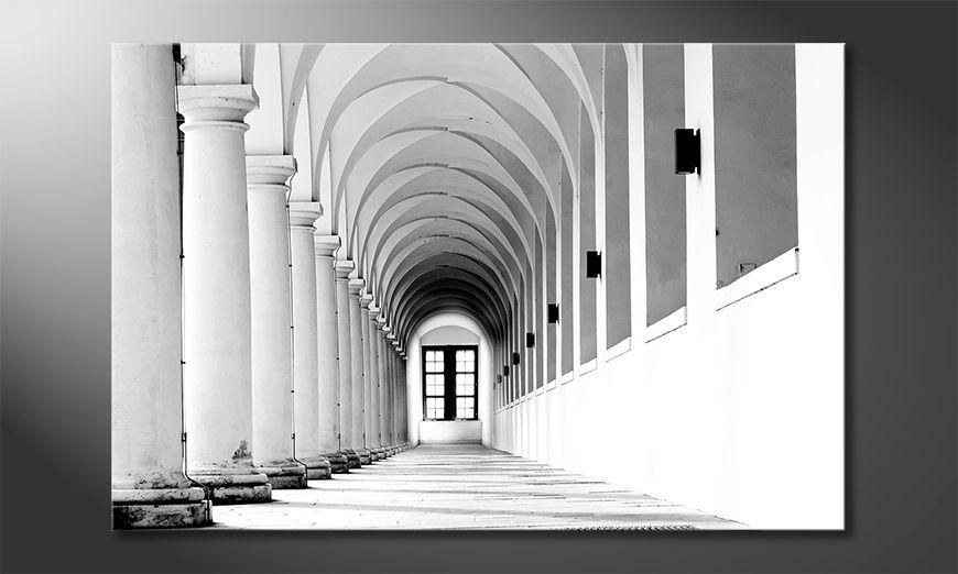 Das schöne Bild Columns Gallery