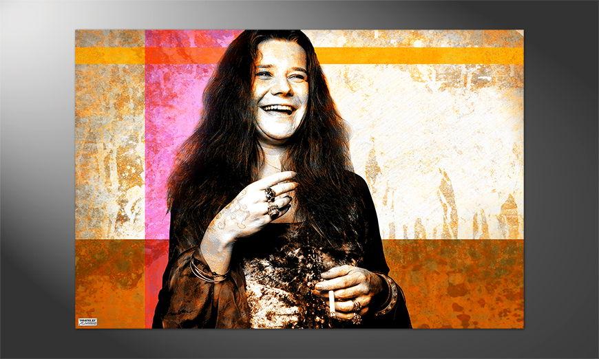 Das MusikPremium Poster Janis