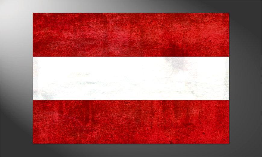 Das Premium Poster Österreich