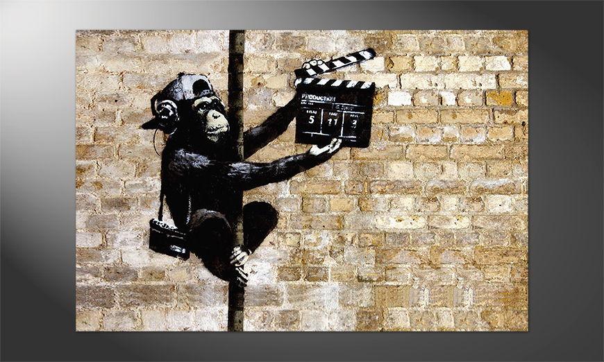 Das Premium Poster Banksy No13