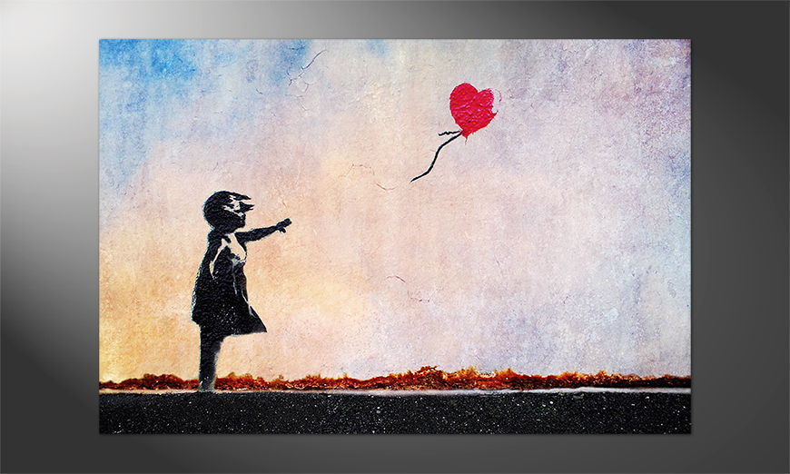 Das Premium Poster Banksy No14