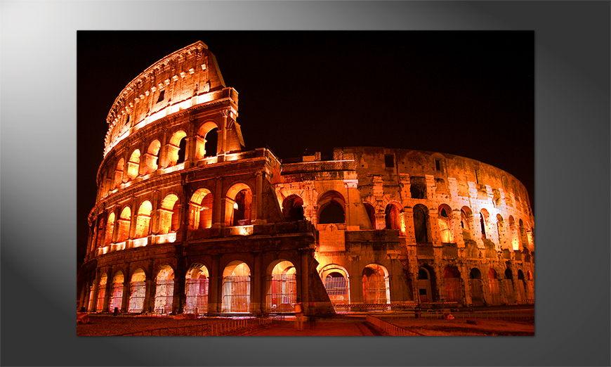 Das Premium Poster Colosseum