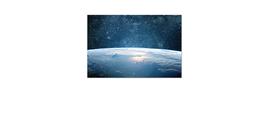Das-Premium-Poster-Earth-Planet