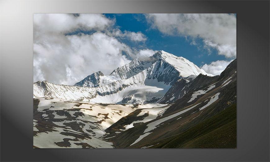 Das Premium Poster Himalaya