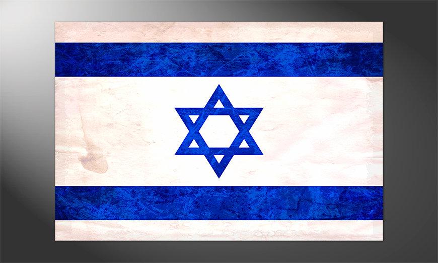 Das Premium Poster Israel