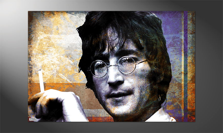 Das Premium Poster Lennon