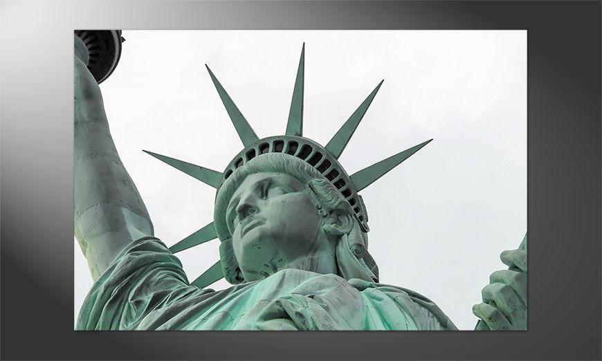 Das Premium Poster Liberty