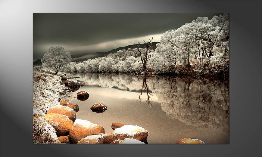Das Premium Poster Mystic River