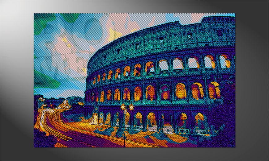Das Premium Poster Rom