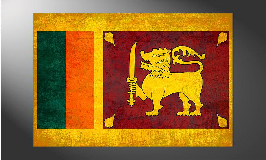 Das Premium Poster Sri Lanka