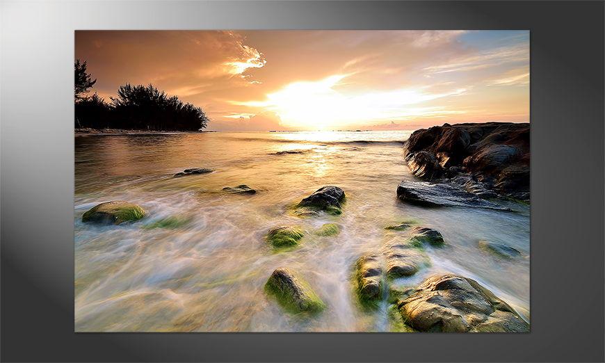Das Premium Poster Sunset 4